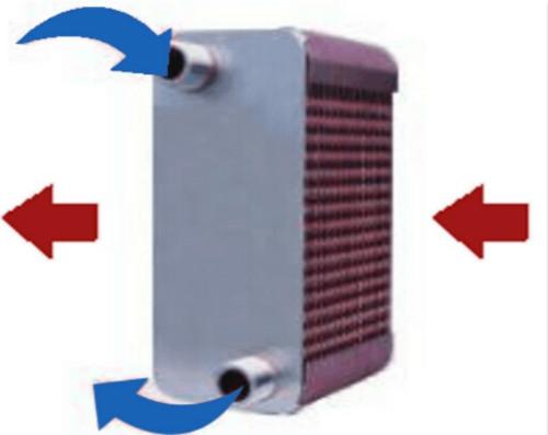 钎焊换热器
